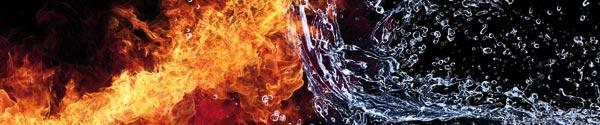 Minimax Feuerlöscher Pulver Schaum Wasser CO2